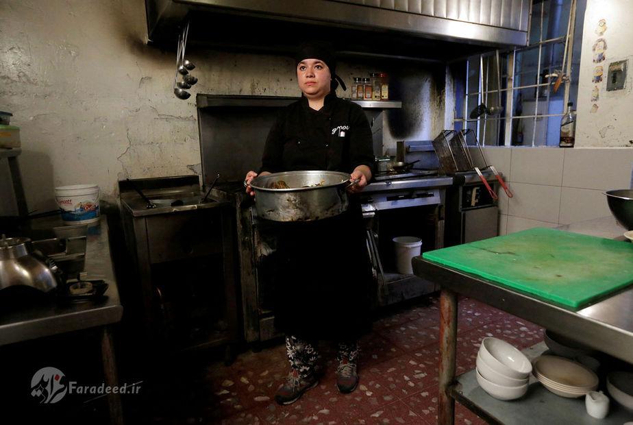 ایوونه کوینترو، آشپز، مکزیک