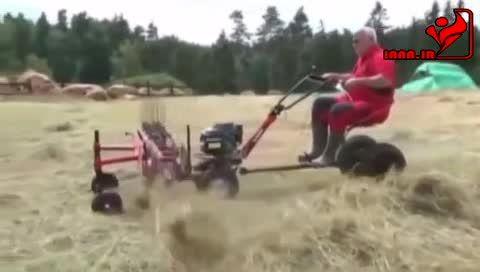 کشاورزان خلاق و روشهای ابداعی و نوین کشاورزی