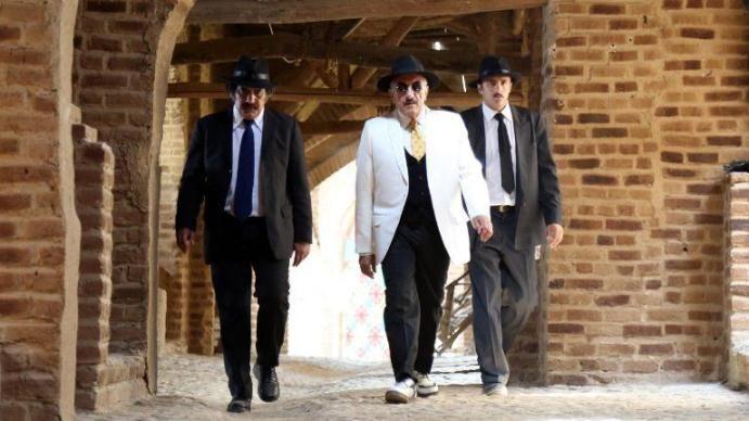 آل پاچینو و رابرت دنیرو در شهرزاد