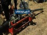 رونق کشاورزی در ۶ استان کشور با اجرای عملیات آبرسانی سد پایاب خداآفرین در اردبیل